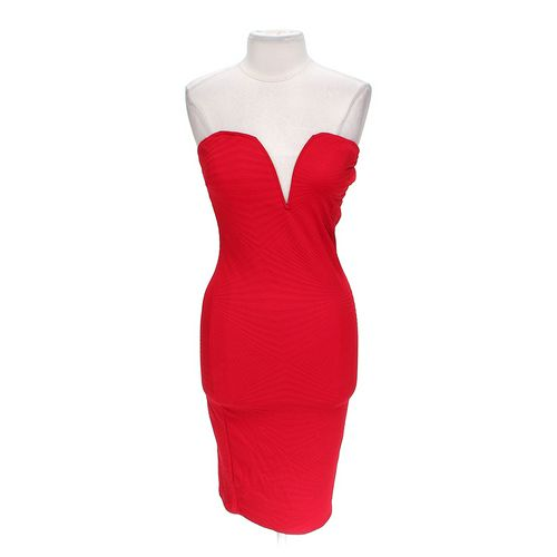 Body Central Strapless Dress in size XL at up to 95% Off - Swap.com