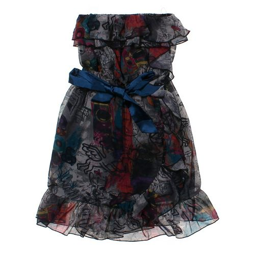 Catwalk Studio Strapless Dress in size JR 7 at up to 95% Off - Swap.com