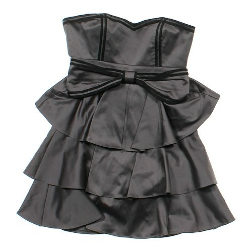 Double Zero Strapless Dress in size JR 3 at up to 95% Off - Swap.com