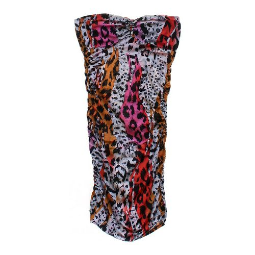 Planet Gold Strapless Dress in size JR 3 at up to 95% Off - Swap.com