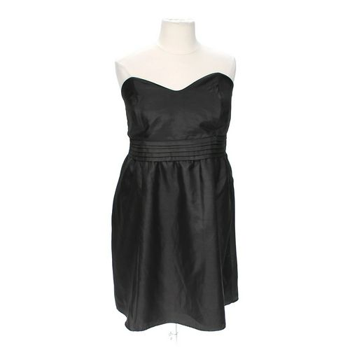 Lane Bryant Strapless Dress in size XS at up to 95% Off - Swap.com