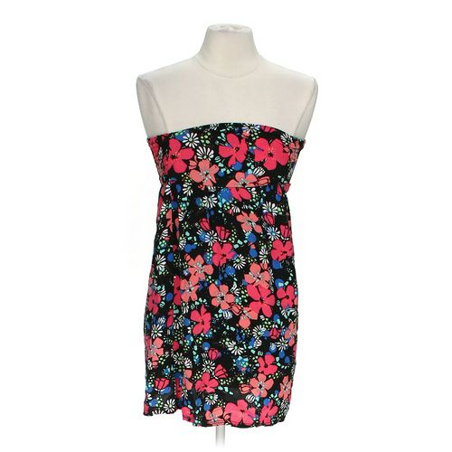 Xhilaration Strapless Dress in size M at up to 95% Off - Swap.com