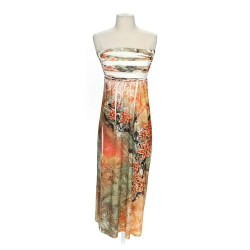 Tonatiuh Strapless Maxi Dress in size S at up to 95% Off - Swap.com