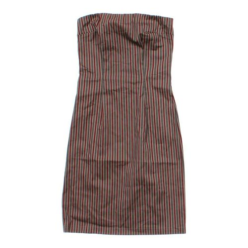 I.L.U Strapless Striped Dress in size JR 5 at up to 95% Off - Swap.com