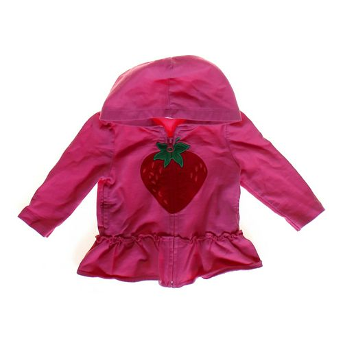 Crazy 8 Strawberry Hoodie in size 6 mo at up to 95% Off - Swap.com