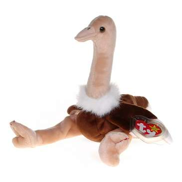Stretch the Ostrich Beanie Baby for Sale on Swap.com