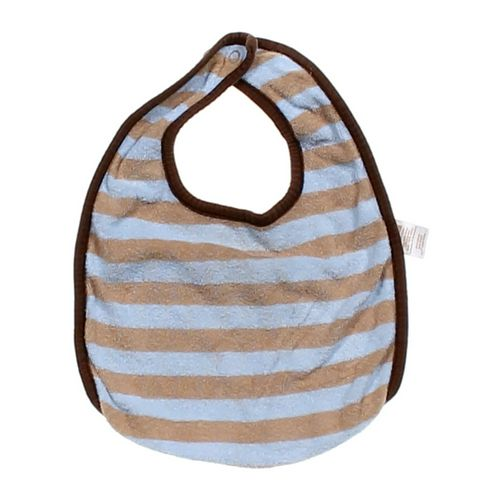 Carter's Striped Bib in size One Size at up to 95% Off - Swap.com