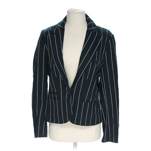 GEORGE Striped Blazer in size M at up to 95% Off - Swap.com