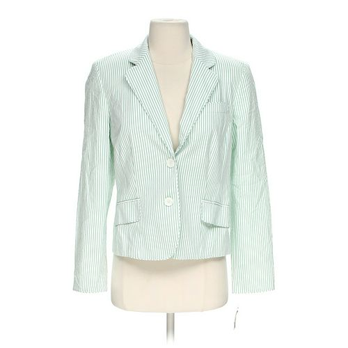 I⋅N⋅C International Concepts Striped Blazer in size S at up to 95% Off - Swap.com