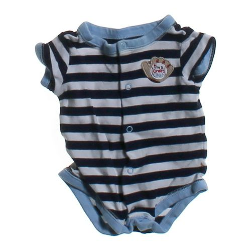 First Moments Striped Bodysuit in size NB at up to 95% Off - Swap.com