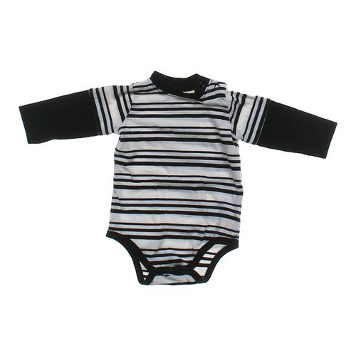 Okie Dokie Striped Bodysuit in size 3 mo at up to 95% Off - Swap.com
