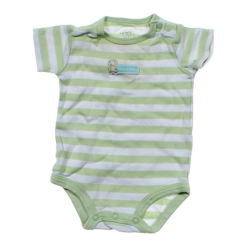 Carter's Striped Bodysuit in size 3 mo at up to 95% Off - Swap.com