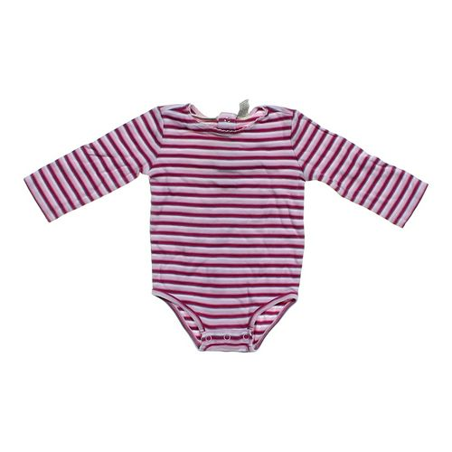 Cherokee Striped Bodysuit in size 12 mo at up to 95% Off - Swap.com