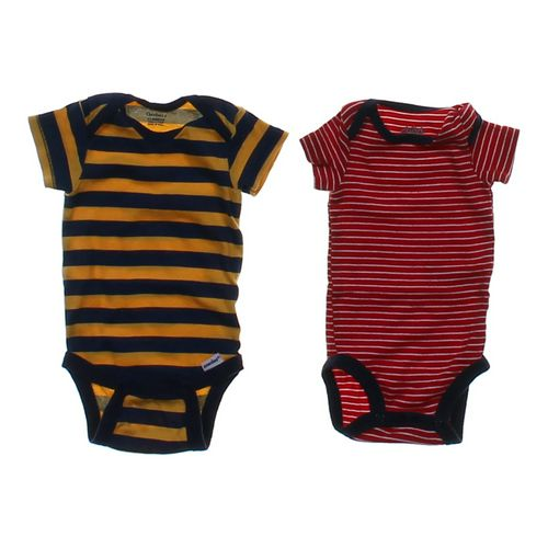 Child of Mine Striped Bodysuit Set in size NB at up to 95% Off - Swap.com