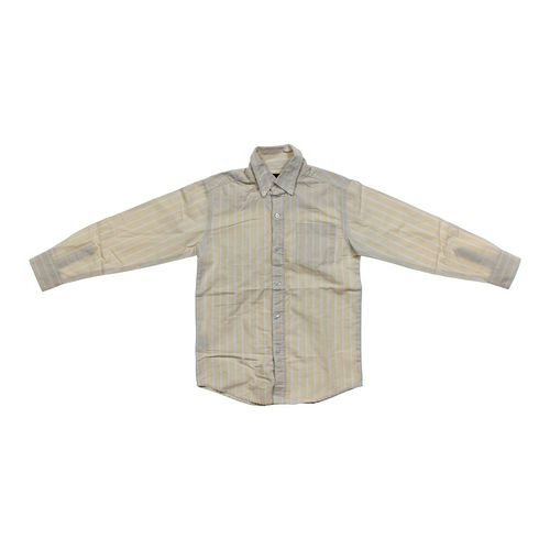 Arrow Striped Button-down Shirt in size 12 at up to 95% Off - Swap.com