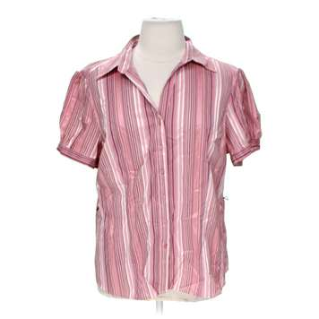 Striped Button-up Shirt for Sale on Swap.com