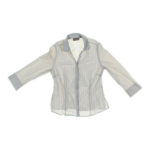 Croft & Barrow Striped Button-up Shirt in size S at up to 95% Off - Swap.com