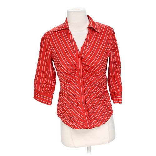 DCC Striped Button-up Shirt in size S at up to 95% Off - Swap.com