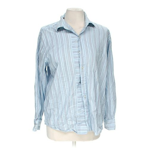 Eighty Eight Striped Button-up Shirt in size M at up to 95% Off - Swap.com