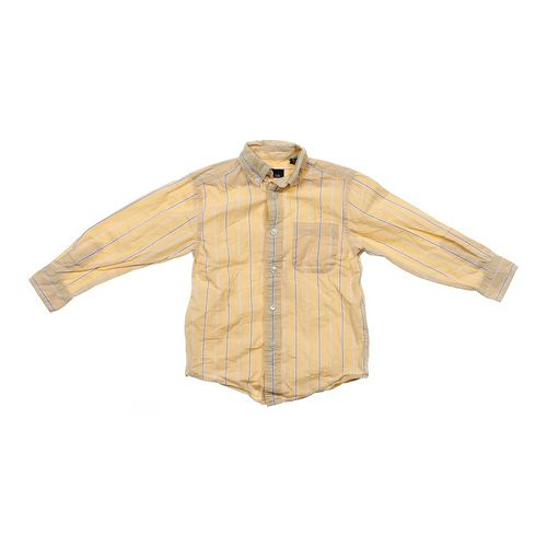 Class Club Striped Button-up Shirt in size 5/5T at up to 95% Off - Swap.com