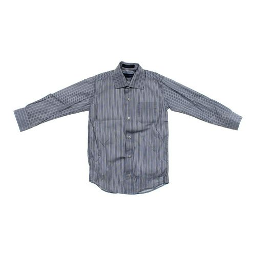 Joseph Abboud Striped Button-up Shirt in size 6 at up to 95% Off - Swap.com