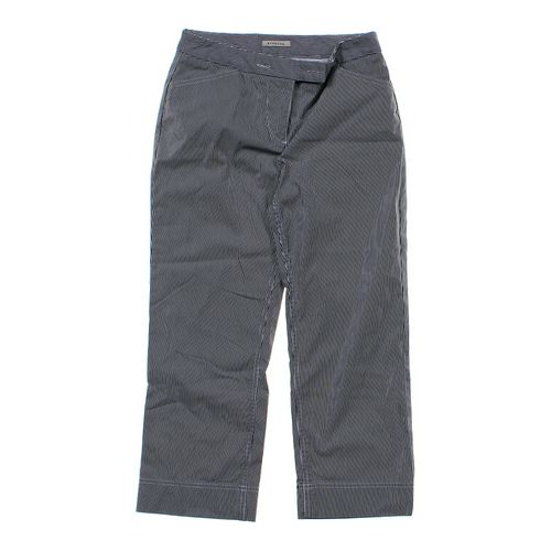 Jones New York Striped Capri Pants in size 6 at up to 95% Off - Swap.com