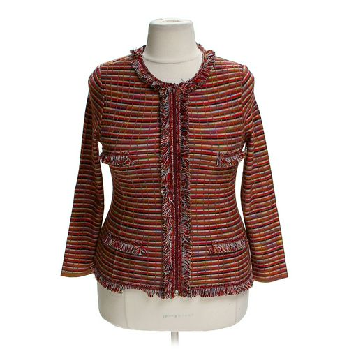 Altra Striped Cardigan in size L at up to 95% Off - Swap.com