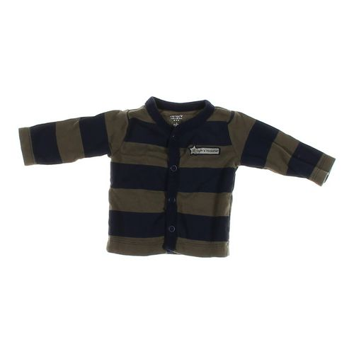 Carter's Striped Cardigan in size NB at up to 95% Off - Swap.com