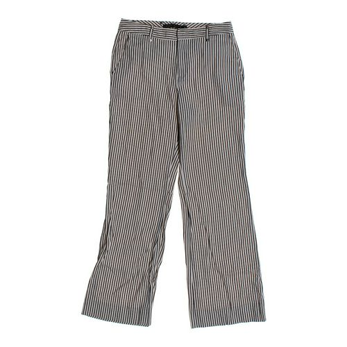 Perry Ellis Striped Casual Pants in size 8 at up to 95% Off - Swap.com