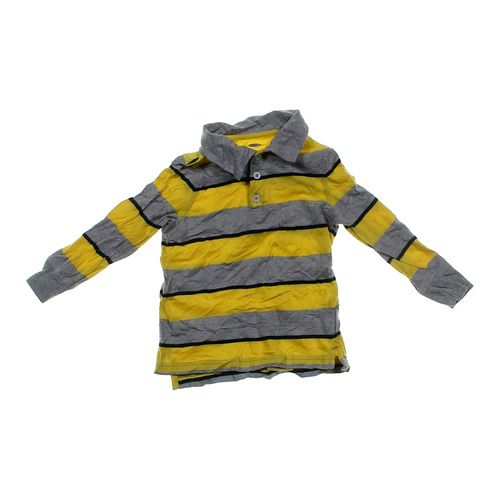 Old Navy Striped Collared Shirt in size 3/3T at up to 95% Off - Swap.com