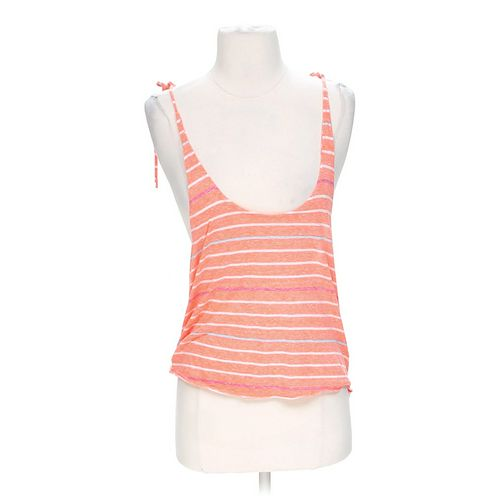 Lilu Striped Crop Top in size S at up to 95% Off - Swap.com