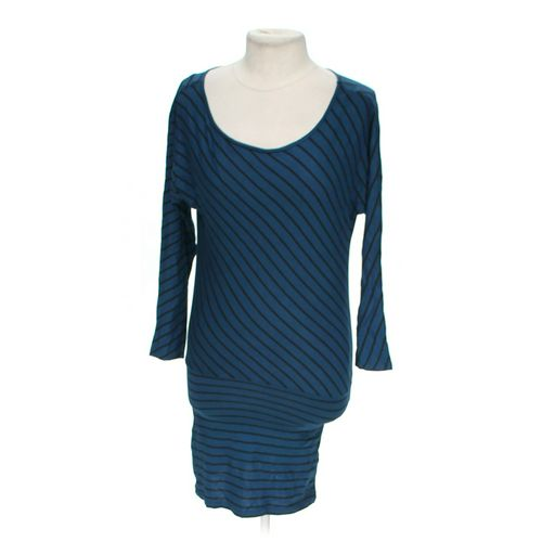 Derek Heart Striped Dress\ in size M at up to 95% Off - Swap.com