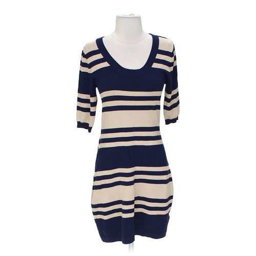 Allison Brittney Striped Dress in size JR 3 at up to 95% Off - Swap.com
