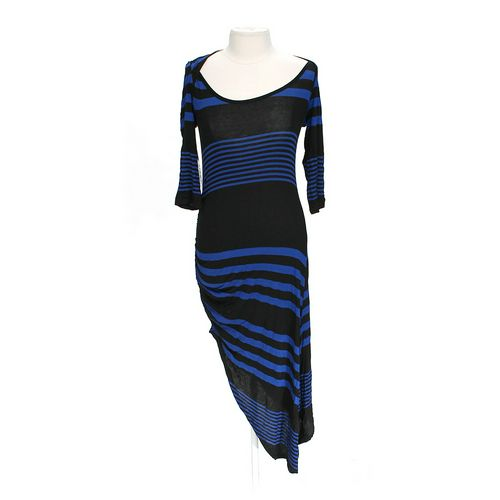 Almost Famous Striped Dress in size JR 11 at up to 95% Off - Swap.com
