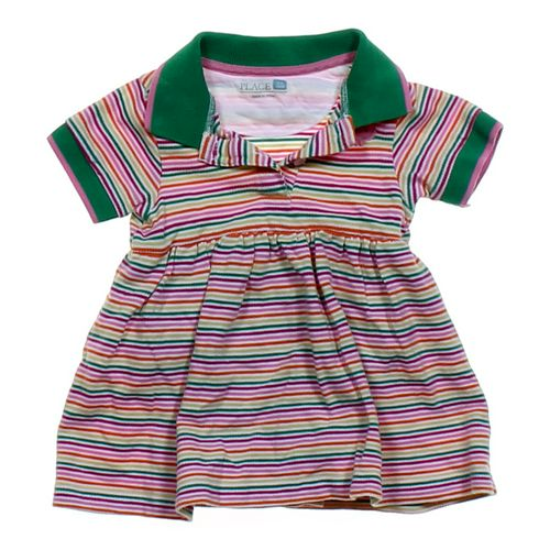 The Children's Place Striped Dress in size 3 mo at up to 95% Off - Swap.com