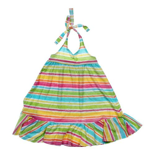 Total Girl Striped Dress in size 6 at up to 95% Off - Swap.com