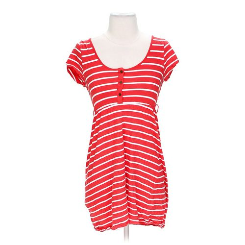 Xhilaration Striped Dress in size JR 3 at up to 95% Off - Swap.com