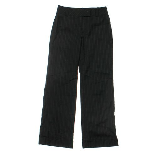 Ann Taylor Loft Striped Dress Pants in size 4 at up to 95% Off - Swap.com