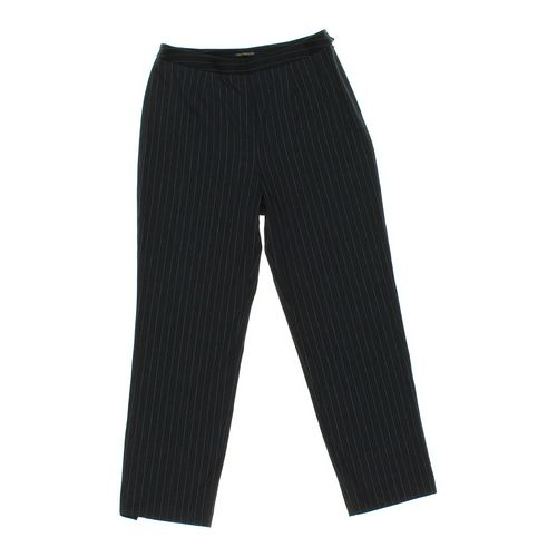 Charter Club Striped Dress Pants in size 10 at up to 95% Off - Swap.com