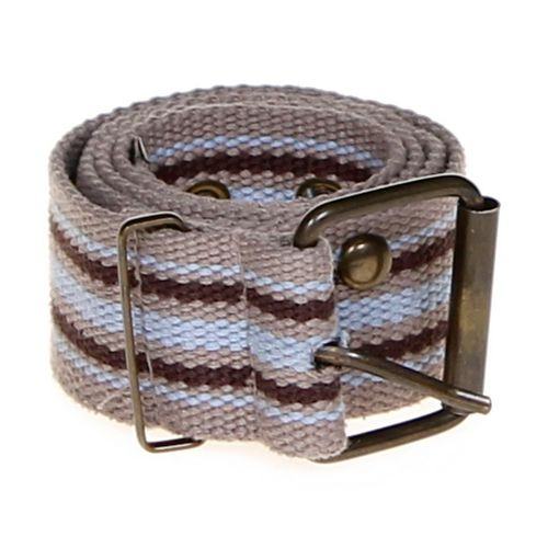 Striped Embellished Belt in size 4/4T at up to 95% Off - Swap.com