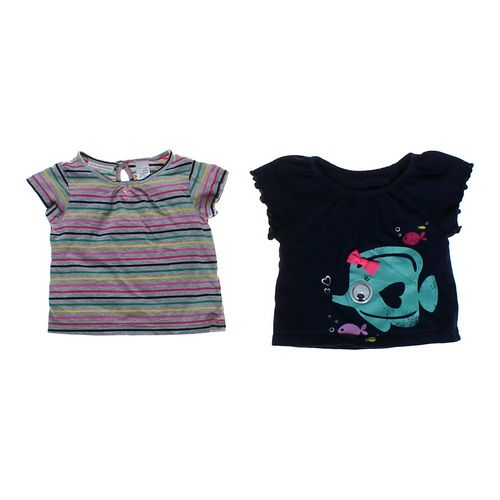 First Impressions Striped & Fish Shirt Set in size 6 mo at up to 95% Off - Swap.com