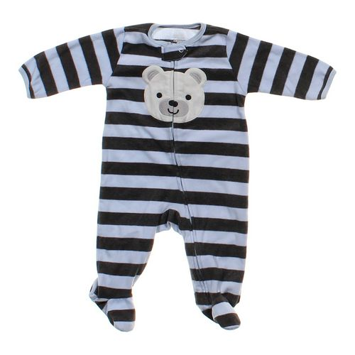Carter's Striped Footed Pajamas in size 6 mo at up to 95% Off - Swap.com