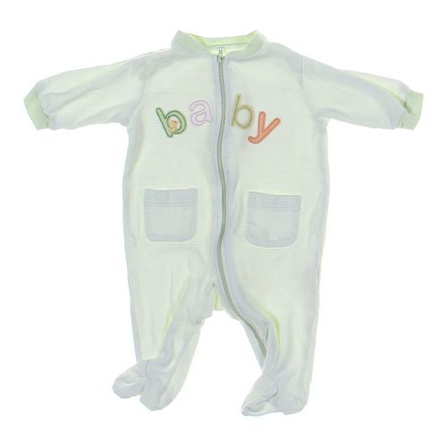 Carter's Striped Footed Pajamas in size 3 mo at up to 95% Off - Swap.com