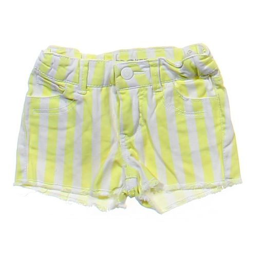 Cherokee Striped Frayed End Shorts in size 4/4T at up to 95% Off - Swap.com