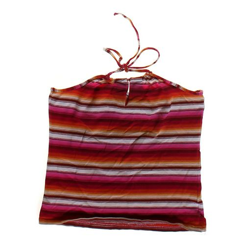 Arizona Striped Halter Top in size JR 11 at up to 95% Off - Swap.com