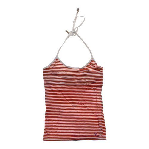 American Eagle Outfitters Striped Halter Top in size JR 7 at up to 95% Off - Swap.com
