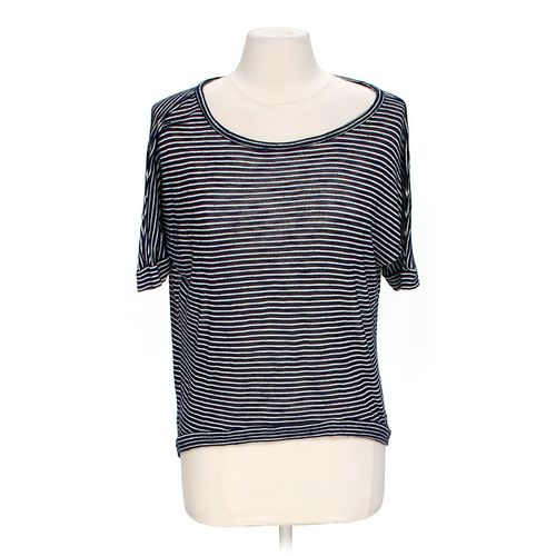 Striped High-low Shirt in size M at up to 95% Off - Swap.com