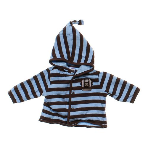Carter's Striped Hooded Cardigan in size 6 mo at up to 95% Off - Swap.com