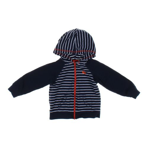 Carter's Striped Hooded Jacket in size 18 mo at up to 95% Off - Swap.com