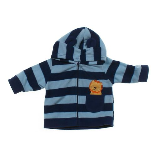 Bon Bébé Striped Hoodie in size 3 mo at up to 95% Off - Swap.com